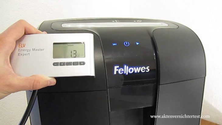 Produktrezension Fellowes Powershred 73Ci